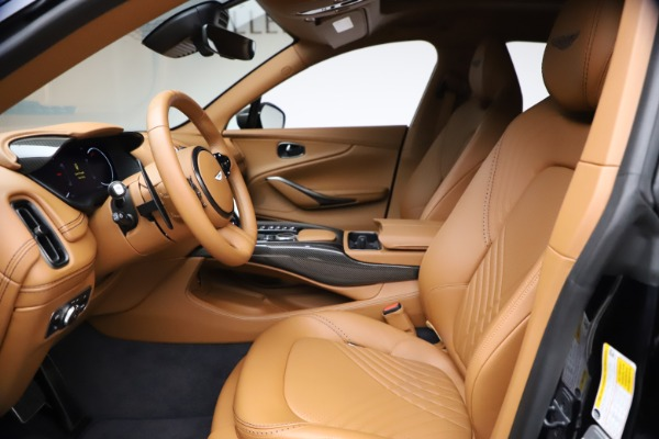 New 2021 Aston Martin DBX SUV for sale $264,386 at Alfa Romeo of Greenwich in Greenwich CT 06830 13