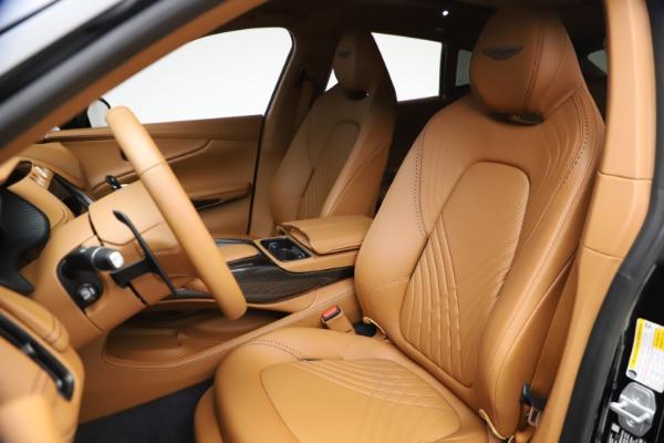 New 2021 Aston Martin DBX SUV for sale $264,386 at Alfa Romeo of Greenwich in Greenwich CT 06830 15