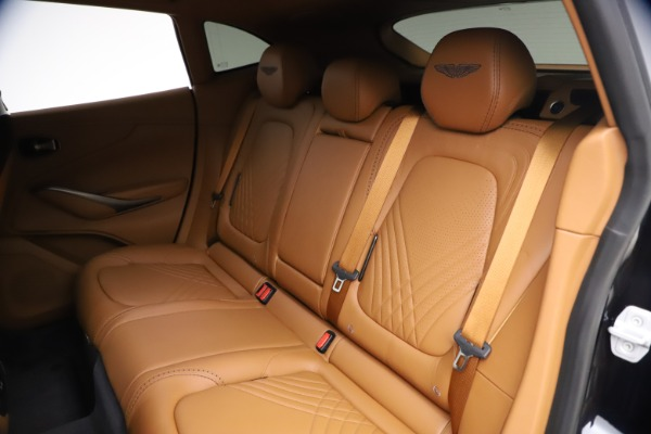 New 2021 Aston Martin DBX SUV for sale $264,386 at Alfa Romeo of Greenwich in Greenwich CT 06830 19