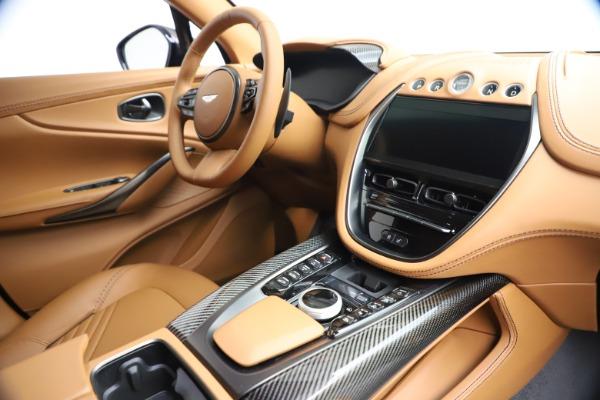 New 2021 Aston Martin DBX SUV for sale $264,386 at Alfa Romeo of Greenwich in Greenwich CT 06830 20