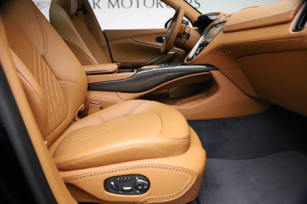 New 2021 Aston Martin DBX SUV for sale $264,386 at Alfa Romeo of Greenwich in Greenwich CT 06830 22