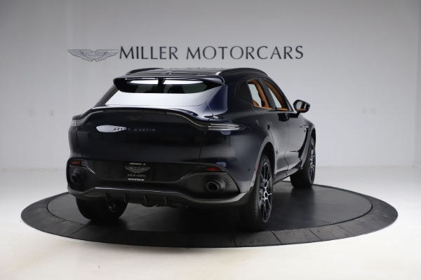 New 2021 Aston Martin DBX for sale $264,386 at Alfa Romeo of Greenwich in Greenwich CT 06830 6