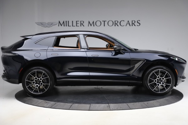 New 2021 Aston Martin DBX for sale $264,386 at Alfa Romeo of Greenwich in Greenwich CT 06830 8