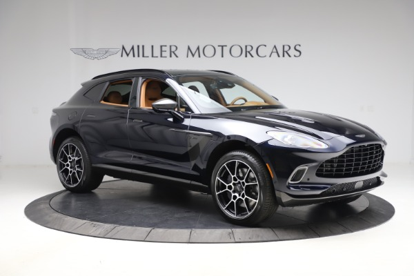 New 2021 Aston Martin DBX for sale $264,386 at Alfa Romeo of Greenwich in Greenwich CT 06830 9