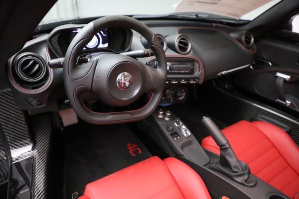 New 2020 Alfa Romeo 4C Spider for sale Sold at Alfa Romeo of Greenwich in Greenwich CT 06830 19