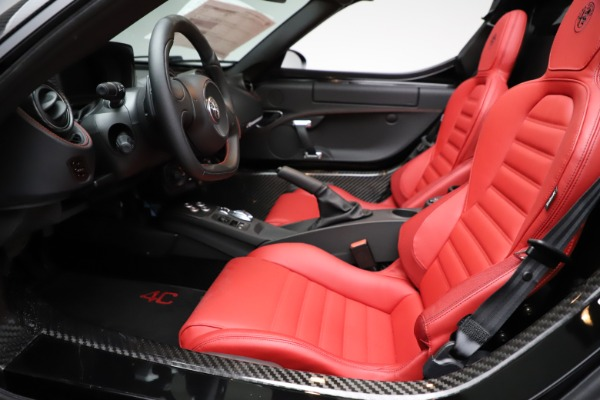 New 2020 Alfa Romeo 4C Spider for sale Sold at Alfa Romeo of Greenwich in Greenwich CT 06830 20