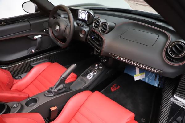New 2020 Alfa Romeo 4C Spider for sale Sold at Alfa Romeo of Greenwich in Greenwich CT 06830 24