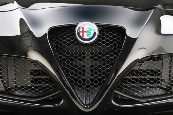 New 2020 Alfa Romeo 4C Spider for sale Sold at Alfa Romeo of Greenwich in Greenwich CT 06830 27