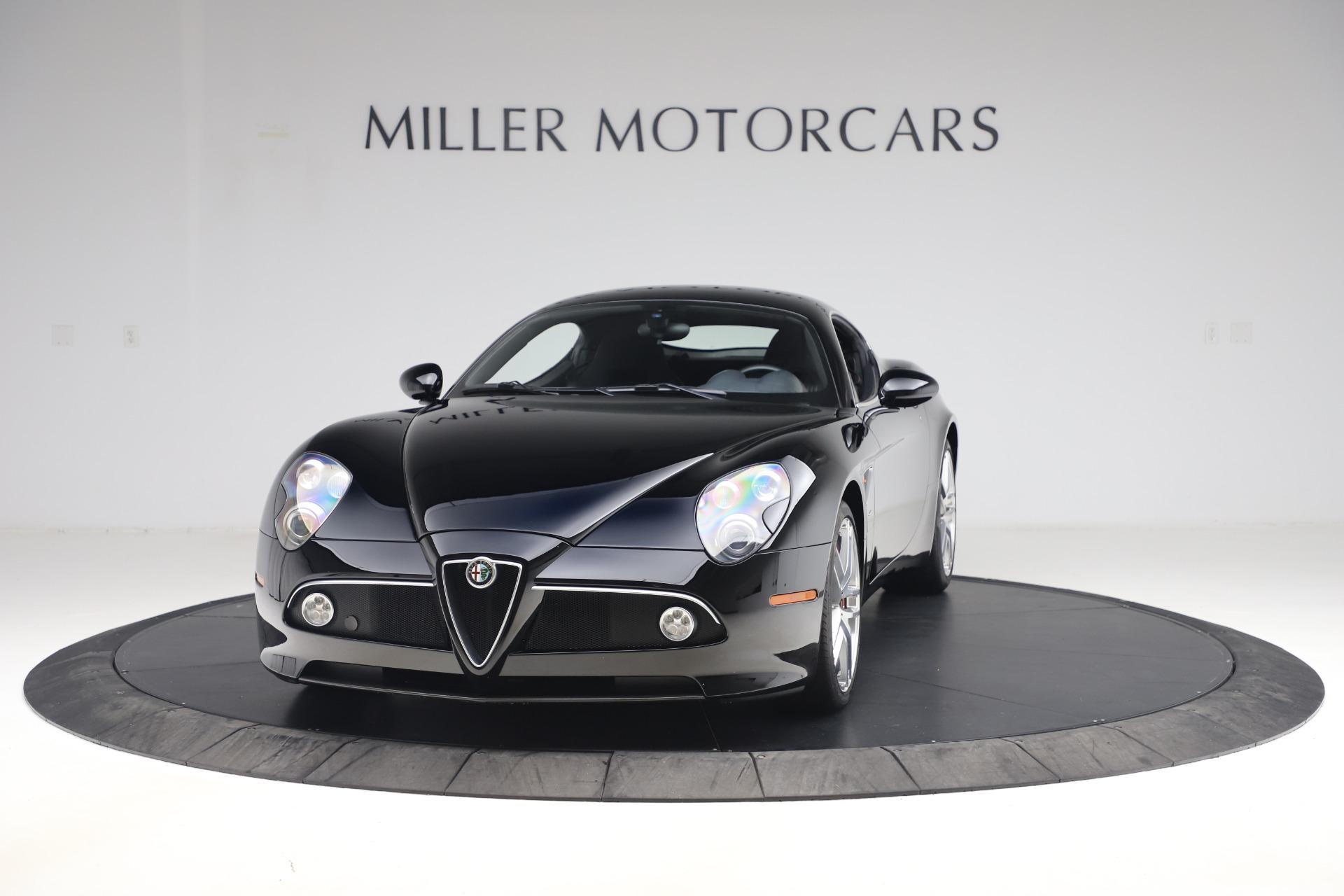 Used 2008 Alfa Romeo 8C Competizione for sale $339,900 at Alfa Romeo of Greenwich in Greenwich CT 06830 1