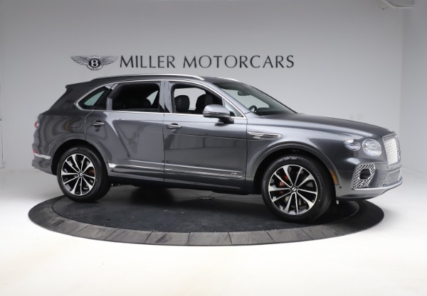 New 2021 Bentley Bentayga V8 for sale $213,720 at Alfa Romeo of Greenwich in Greenwich CT 06830 10