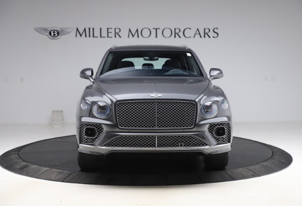 New 2021 Bentley Bentayga V8 for sale $213,720 at Alfa Romeo of Greenwich in Greenwich CT 06830 12