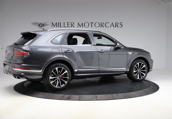New 2021 Bentley Bentayga V8 for sale $213,720 at Alfa Romeo of Greenwich in Greenwich CT 06830 8