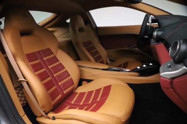 Used 2017 Ferrari F12 Berlinetta for sale $269,900 at Alfa Romeo of Greenwich in Greenwich CT 06830 21