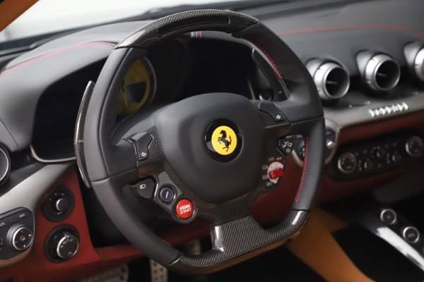 Used 2017 Ferrari F12 Berlinetta for sale $269,900 at Alfa Romeo of Greenwich in Greenwich CT 06830 23