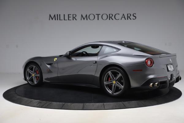 Used 2017 Ferrari F12 Berlinetta for sale $269,900 at Alfa Romeo of Greenwich in Greenwich CT 06830 4