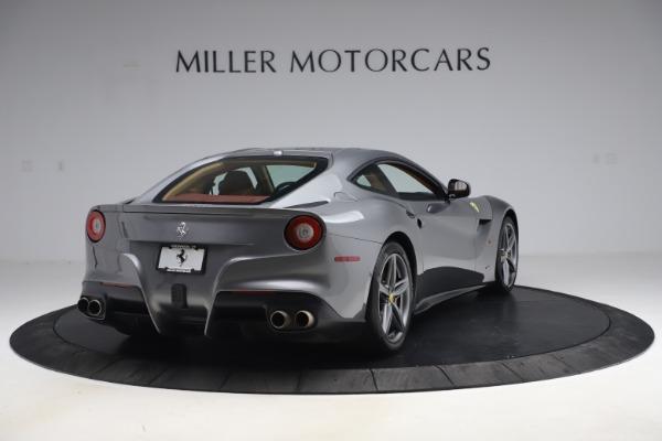 Used 2017 Ferrari F12 Berlinetta for sale $269,900 at Alfa Romeo of Greenwich in Greenwich CT 06830 7