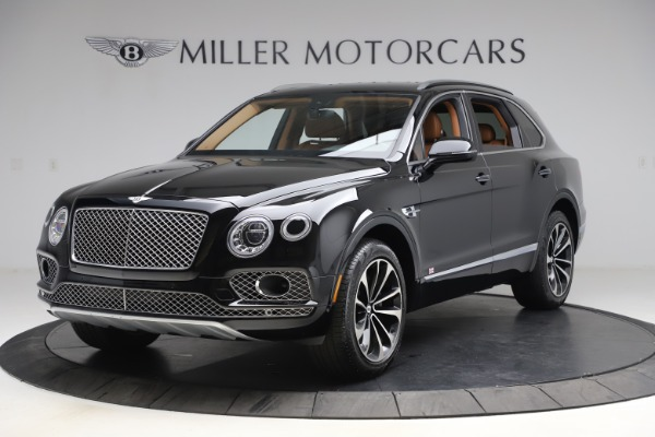 Used 2018 Bentley Bentayga Onyx Edition for sale $147,900 at Alfa Romeo of Greenwich in Greenwich CT 06830 2