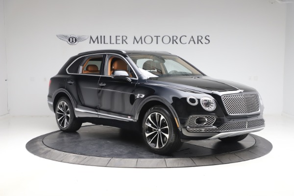 Used 2018 Bentley Bentayga Onyx Edition for sale $147,900 at Alfa Romeo of Greenwich in Greenwich CT 06830 7