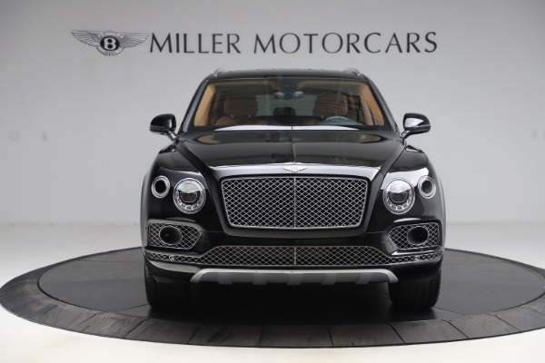 Used 2018 Bentley Bentayga Onyx Edition for sale $144,900 at Alfa Romeo of Greenwich in Greenwich CT 06830 8