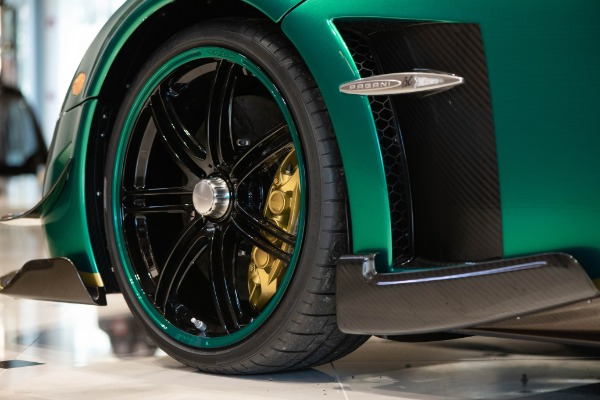 Used 2017 Pagani Huayra BC for sale Call for price at Alfa Romeo of Greenwich in Greenwich CT 06830 12
