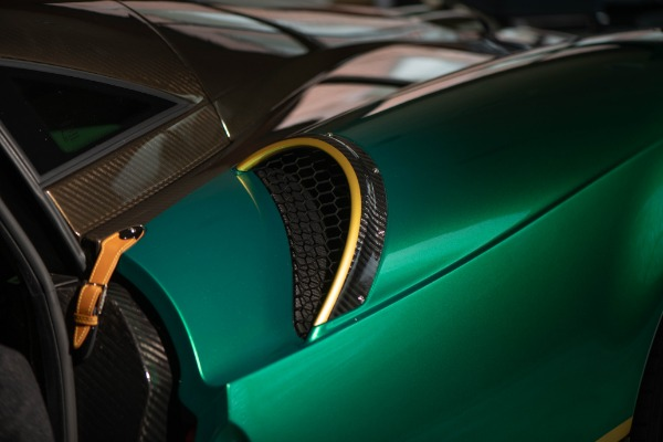 Used 2017 Pagani Huayra BC for sale Call for price at Alfa Romeo of Greenwich in Greenwich CT 06830 13