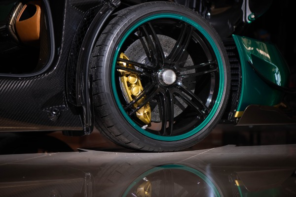 Used 2017 Pagani Huayra BC for sale Call for price at Alfa Romeo of Greenwich in Greenwich CT 06830 14