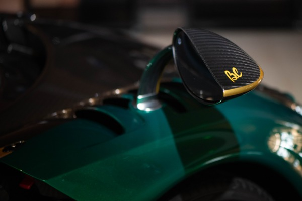 Used 2017 Pagani Huayra BC for sale Call for price at Alfa Romeo of Greenwich in Greenwich CT 06830 15
