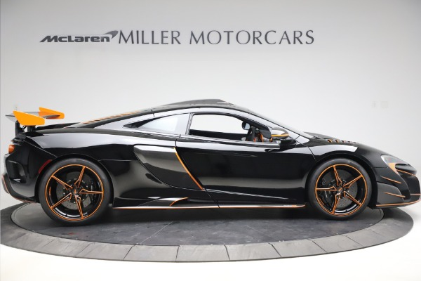 Used 2016 McLaren 688 MSO HS for sale Call for price at Alfa Romeo of Greenwich in Greenwich CT 06830 10