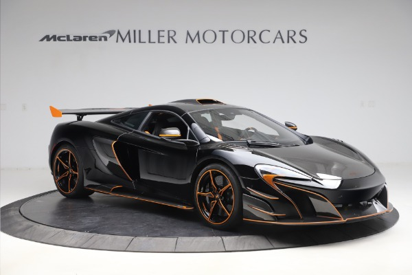 Used 2016 McLaren 688 MSO HS for sale Call for price at Alfa Romeo of Greenwich in Greenwich CT 06830 12