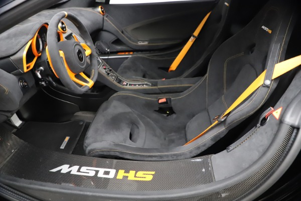 Used 2016 McLaren 688 MSO HS for sale Call for price at Alfa Romeo of Greenwich in Greenwich CT 06830 14