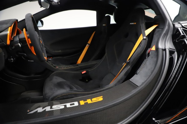 Used 2016 McLaren 688 MSO HS for sale Call for price at Alfa Romeo of Greenwich in Greenwich CT 06830 15