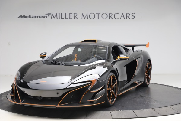 Used 2016 McLaren 688 MSO HS for sale Call for price at Alfa Romeo of Greenwich in Greenwich CT 06830 2