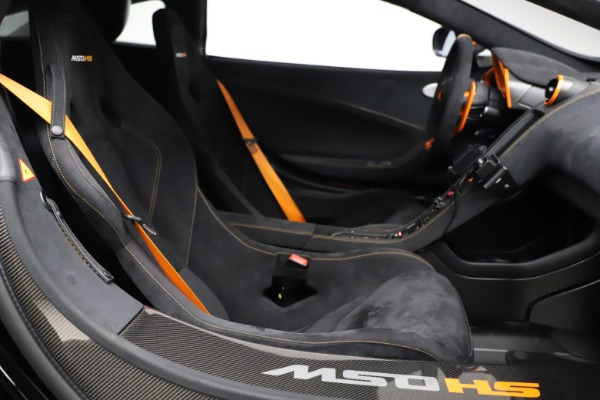 Used 2016 McLaren 688 MSO HS for sale Call for price at Alfa Romeo of Greenwich in Greenwich CT 06830 21