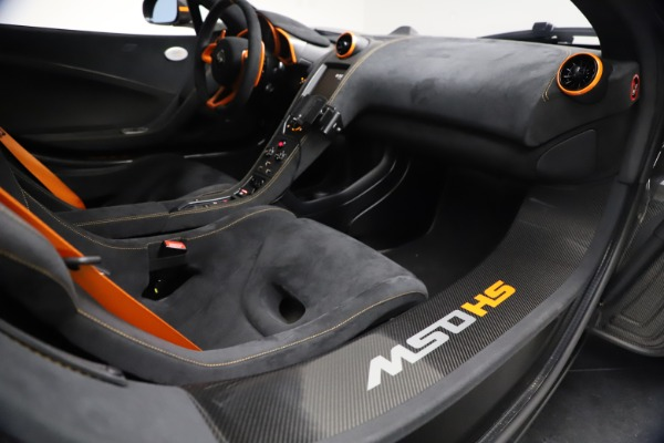 Used 2016 McLaren 688 MSO HS for sale Call for price at Alfa Romeo of Greenwich in Greenwich CT 06830 23