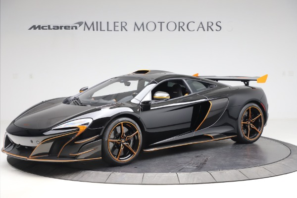 Used 2016 McLaren 688 MSO HS for sale Call for price at Alfa Romeo of Greenwich in Greenwich CT 06830 3