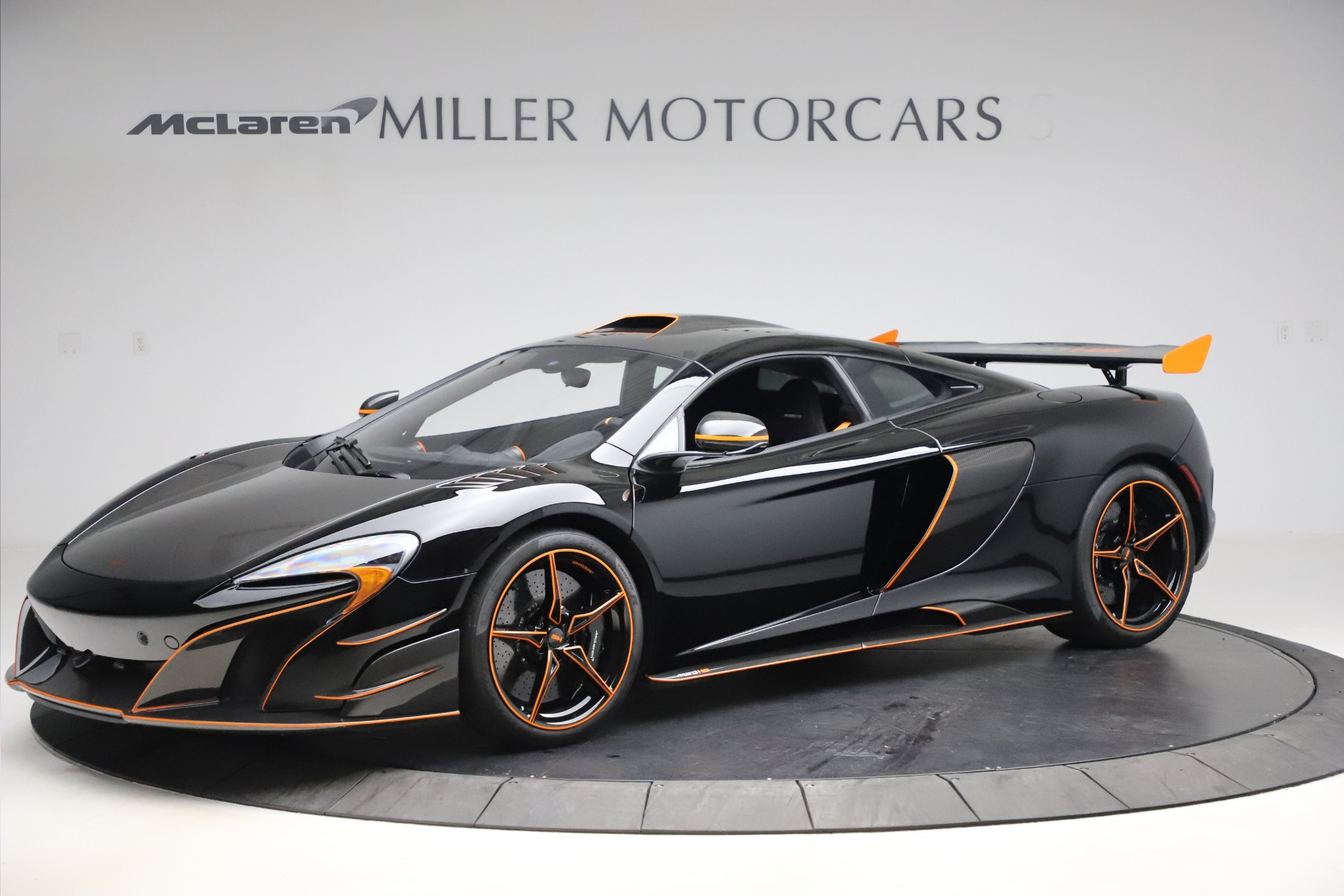 Used 2016 McLaren 688 MSO HS for sale Call for price at Alfa Romeo of Greenwich in Greenwich CT 06830 1