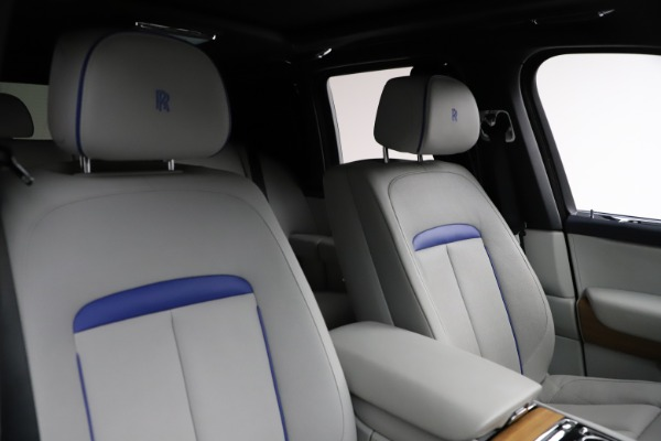 Used 2019 Rolls-Royce Cullinan for sale $349,900 at Alfa Romeo of Greenwich in Greenwich CT 06830 16