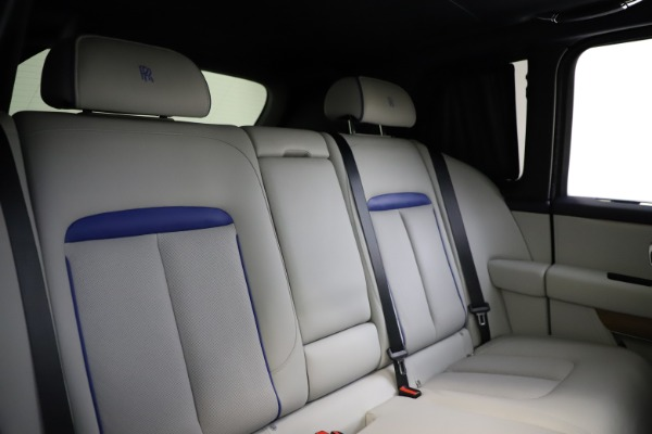 Used 2019 Rolls-Royce Cullinan for sale $349,900 at Alfa Romeo of Greenwich in Greenwich CT 06830 17