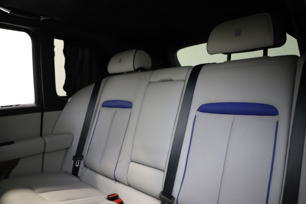 Used 2019 Rolls-Royce Cullinan for sale $349,900 at Alfa Romeo of Greenwich in Greenwich CT 06830 18