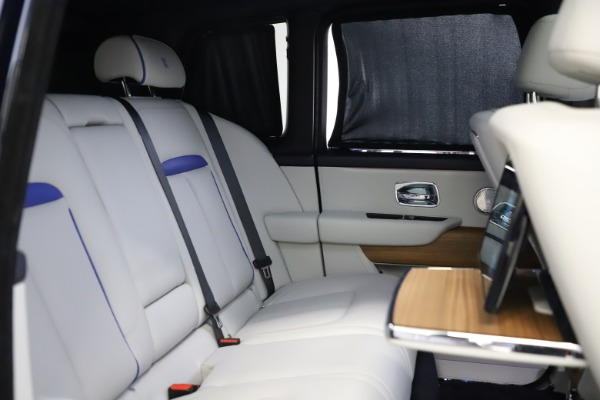 Used 2019 Rolls-Royce Cullinan for sale $349,900 at Alfa Romeo of Greenwich in Greenwich CT 06830 22