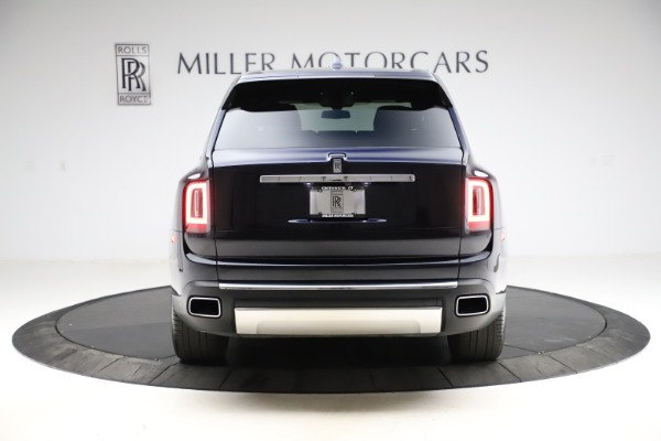 Used 2019 Rolls-Royce Cullinan for sale $349,900 at Alfa Romeo of Greenwich in Greenwich CT 06830 8