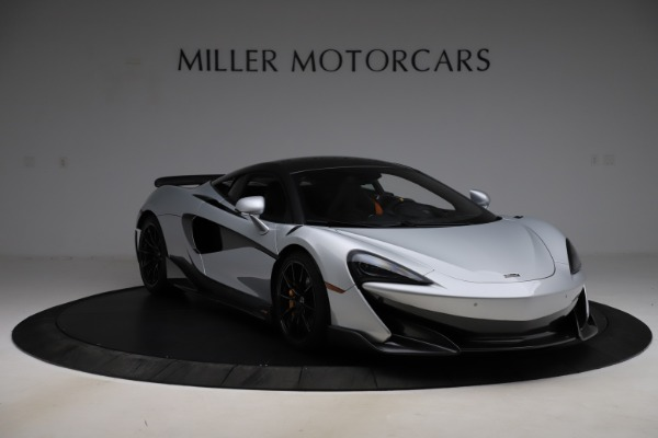 Used 2019 McLaren 600LT for sale $223,900 at Alfa Romeo of Greenwich in Greenwich CT 06830 10