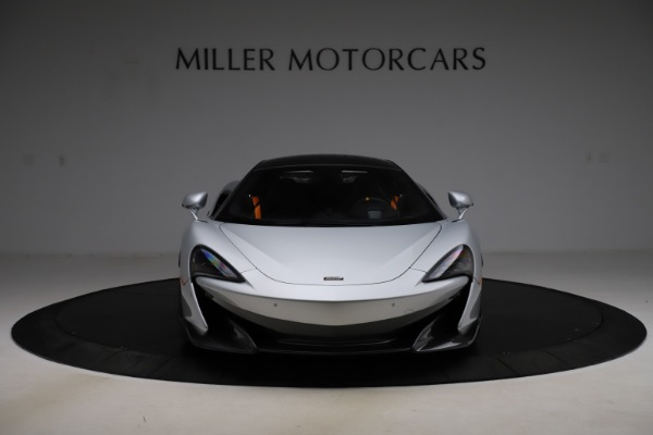 Used 2019 McLaren 600LT for sale $223,900 at Alfa Romeo of Greenwich in Greenwich CT 06830 11