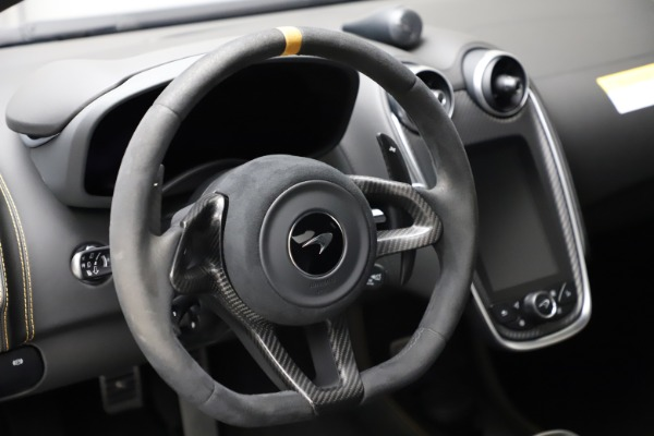 Used 2019 McLaren 600LT for sale $223,900 at Alfa Romeo of Greenwich in Greenwich CT 06830 16