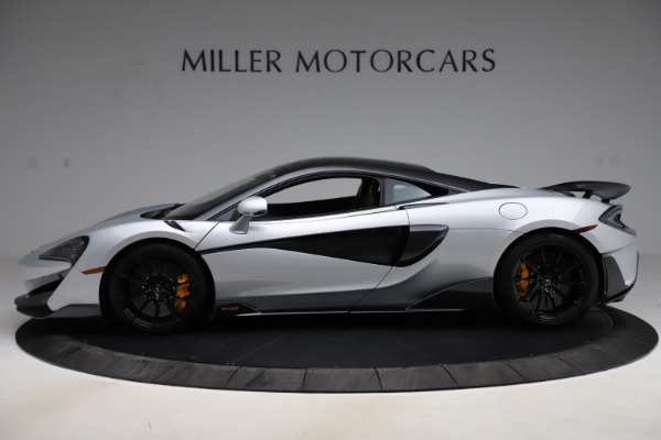 Used 2019 McLaren 600LT for sale $223,900 at Alfa Romeo of Greenwich in Greenwich CT 06830 2