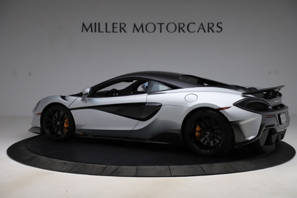 Used 2019 McLaren 600LT for sale $223,900 at Alfa Romeo of Greenwich in Greenwich CT 06830 3