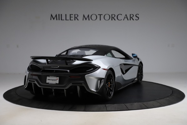 Used 2019 McLaren 600LT for sale $223,900 at Alfa Romeo of Greenwich in Greenwich CT 06830 6
