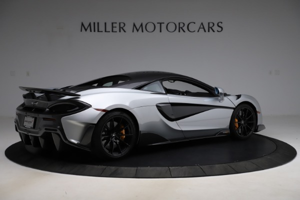 Used 2019 McLaren 600LT for sale $223,900 at Alfa Romeo of Greenwich in Greenwich CT 06830 7