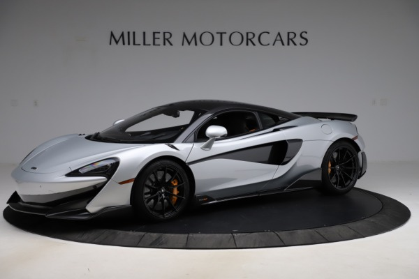Used 2019 McLaren 600LT for sale $223,900 at Alfa Romeo of Greenwich in Greenwich CT 06830 1