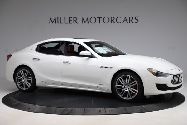New 2021 Maserati Ghibli S Q4 GranLusso for sale $95,835 at Alfa Romeo of Greenwich in Greenwich CT 06830 10